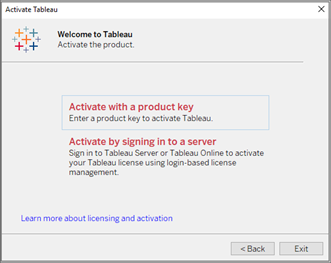 product key for tableau desktop