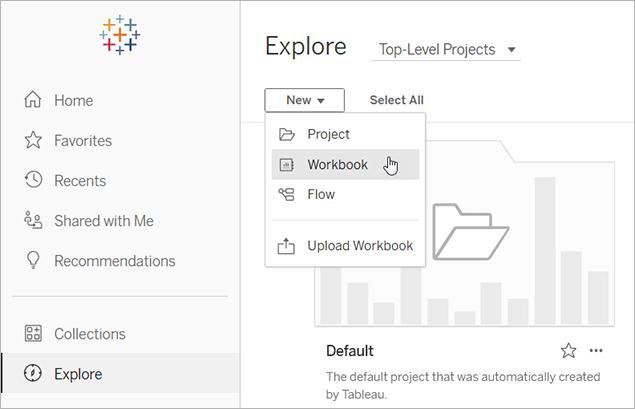 Dashboard Starters for Cloud-based Data - Tableau