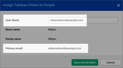 Automate User Management through an External Identity