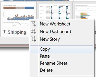 Kopieren von Blättern und Datenquellen zwischen Arbeitsmappen