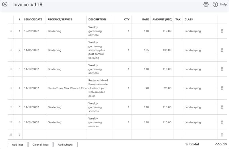 Intuit QuickBooks Online - Tableau