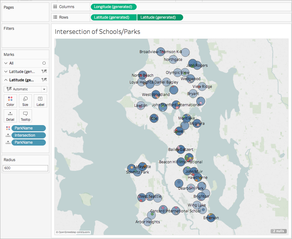 Connect to Spatial Data in a Database - Tableau