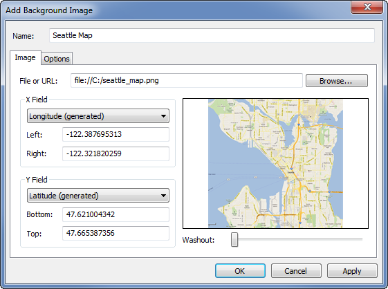 Use Background Images in Your Views - Tableau