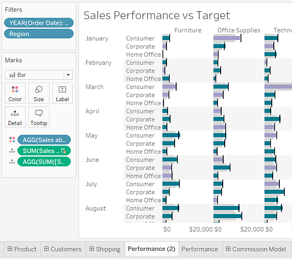 Copy Sheets and Data Sources Between Workbooks - Tableau