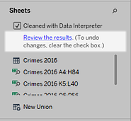 Clean Data from Excel, CSV, PDF, and Google Sheets with Data