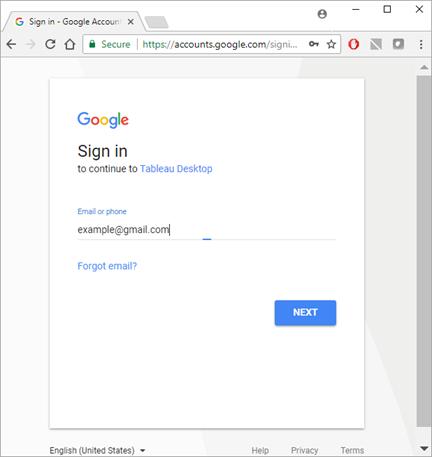 google sheets forgot password