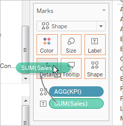 kpi detail You can also create a formula to calculate the value of the kpi or metric  in  addition  for details, see kpi or metric filter  kpi breakdown formula  limitation.