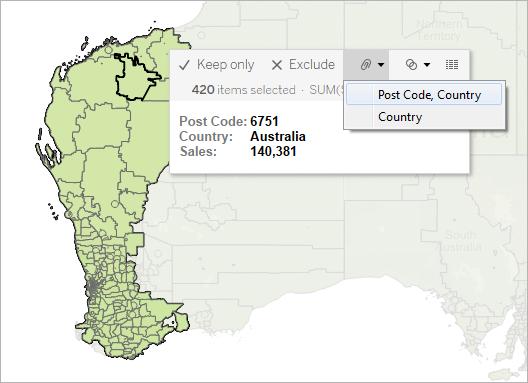Australia Map Territories.Create Territories On A Map Tableau