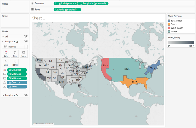 Get Started Mapping with Tableau - Tableau on world communication map, world cancer rate map, world humanities map, world innovation map, world history map, world sport map, world rabies map 2013, world photography map, world administration map, world map graph, world economics map, world law map, world planning map, literacy rate world map, new world order world map, world development map, world health map, mcdonald's world map, world crime map, world services map,