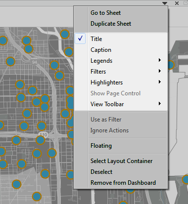 Refine Your Dashboard - Get tableau map to just show us