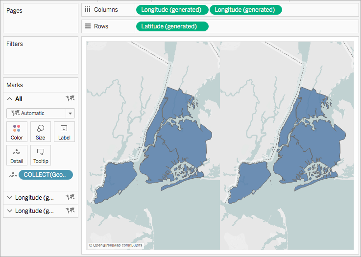 Create Tableau Maps From Spatial Files - Japan map with latitude and longitude