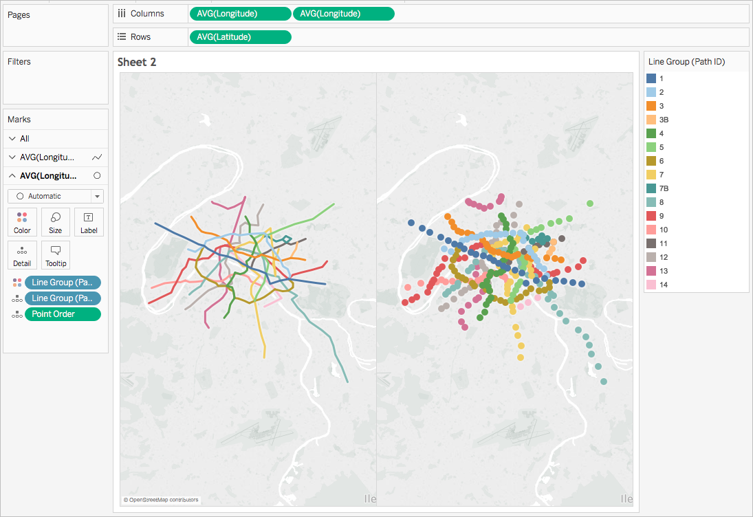Create Maps that Show Paths Between Origins and Destinations in ...