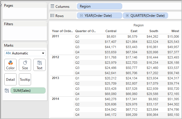 You Open The Calculation Editor And Create A New Field Which Name Totality