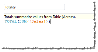 All Functions (Alphabetical) - Tableau