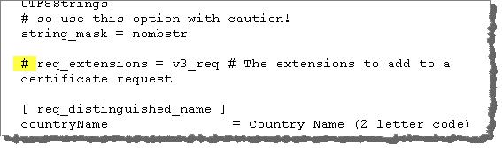 Beispiel Ssl Zertifikat Generieren Eines Schlüssels Und Einer Csr