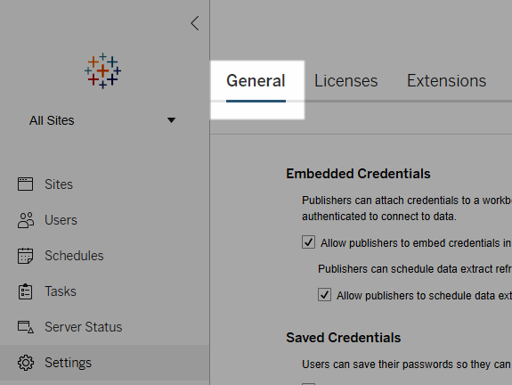Clear Saved Data Connection Passwords - Tableau
