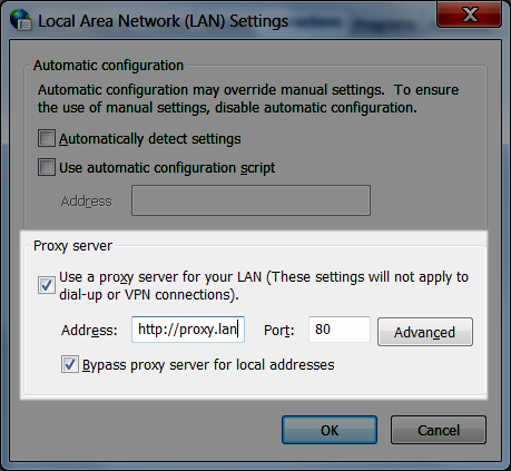 Configuring proxies for tableau server - Free proxy server address and port ...
